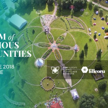 WeWorld visits the GEN conference 2018 in Lilleoru, Estonia