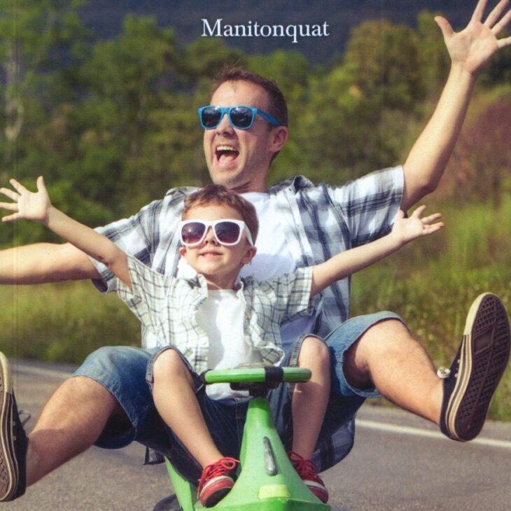 In Freude mit Kindern wachsen von Manitonquat