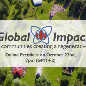 Online Premiere_Global Impact – 10.000 communities creating a regenerative future